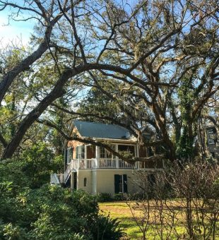 Weekend in St. Simons Island