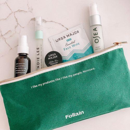 Clean Essentials Kit by Follain